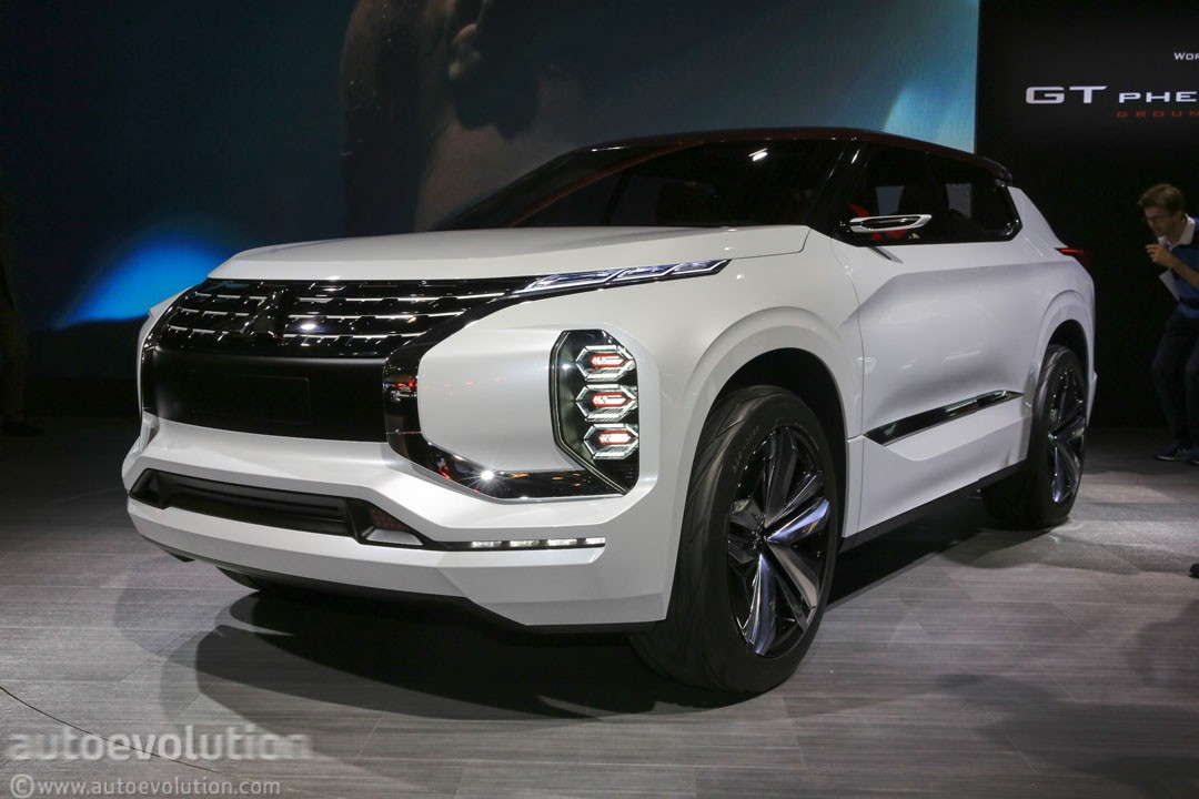 Mitsubishi Launches New Suv Concept Seems To Be Its Main