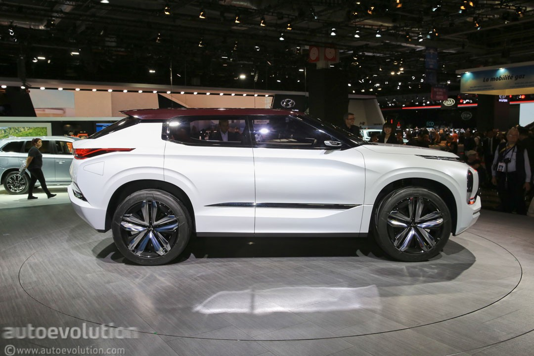 Mitsubishi Launches New SUV Concept, Seems to Be Its Main Occupation These Days - autoevolution