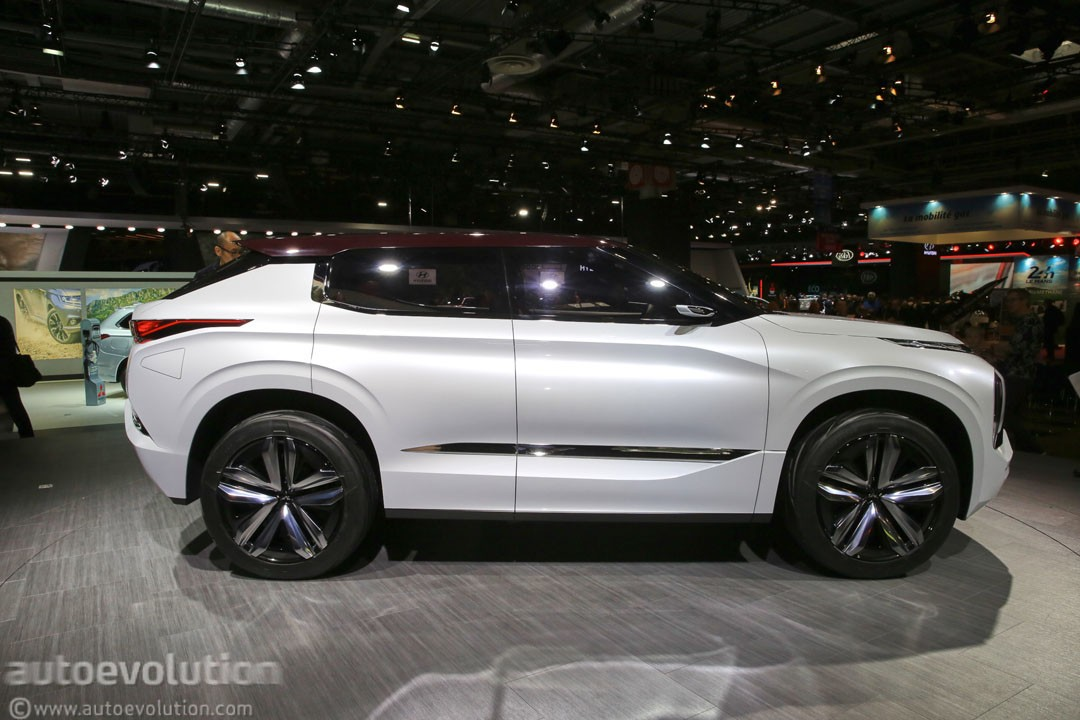 Mitsubishi Launches New SUV Concept, Seems to Be Its Main ...