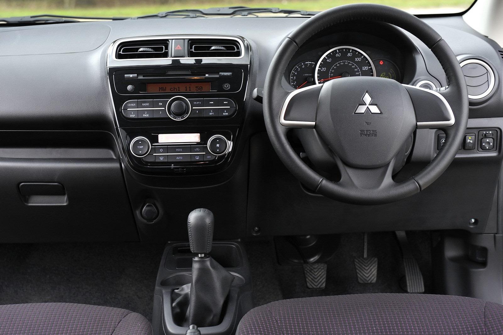 Mitsubishi Mirage: UK Prices and Specs Announced - autoevolution