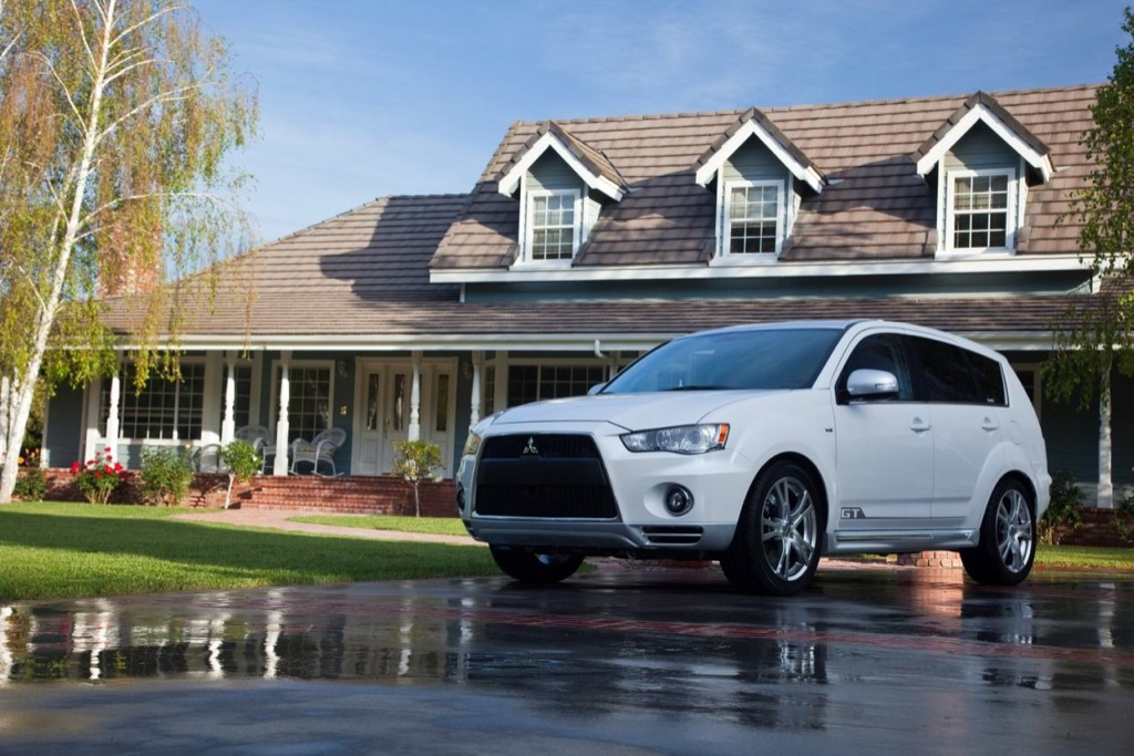 Mitsubishi Outlander Gt Prototype Official Details And