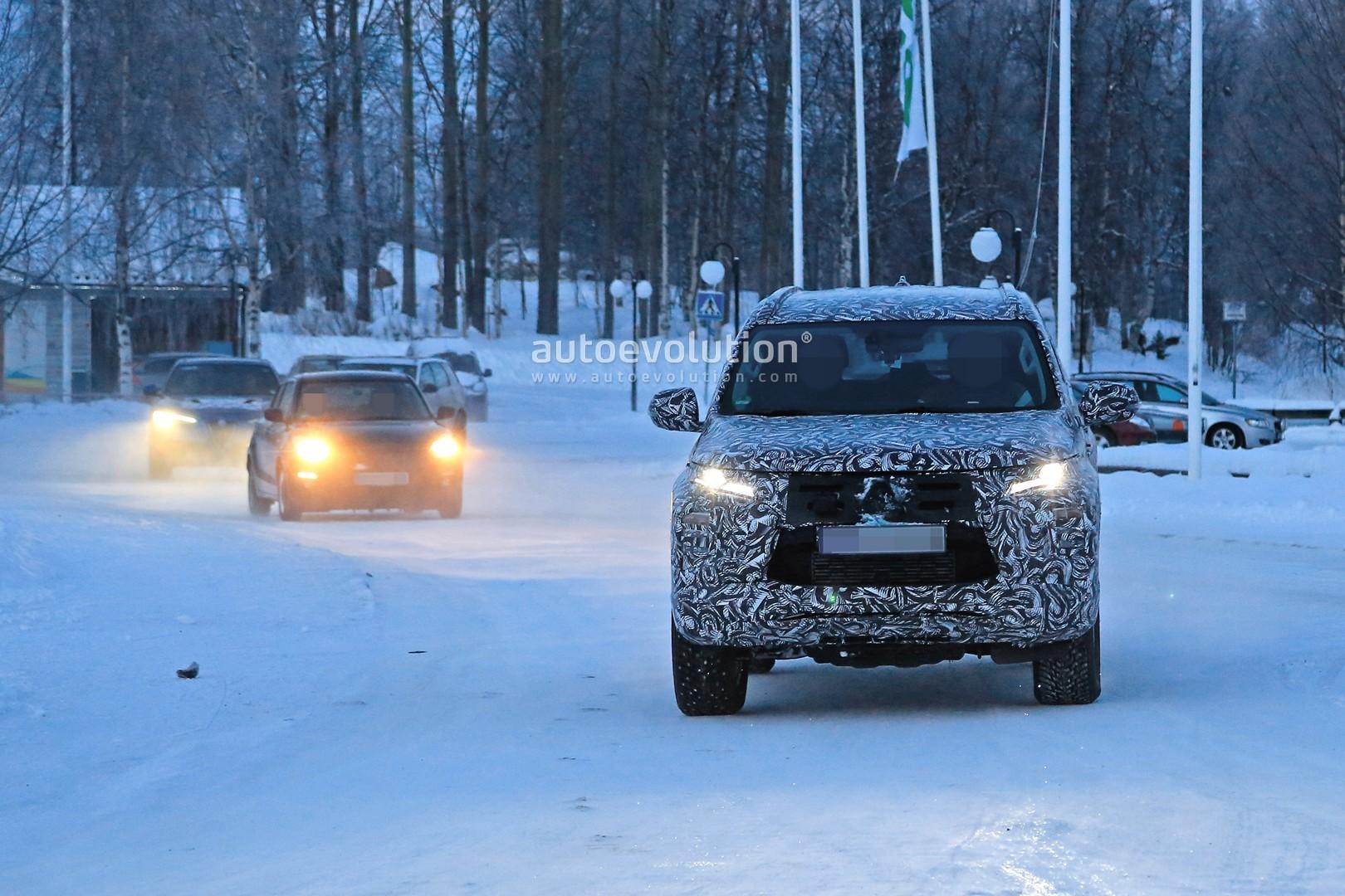 Mitsubishi to reveal electrified SUV concept at Geneva