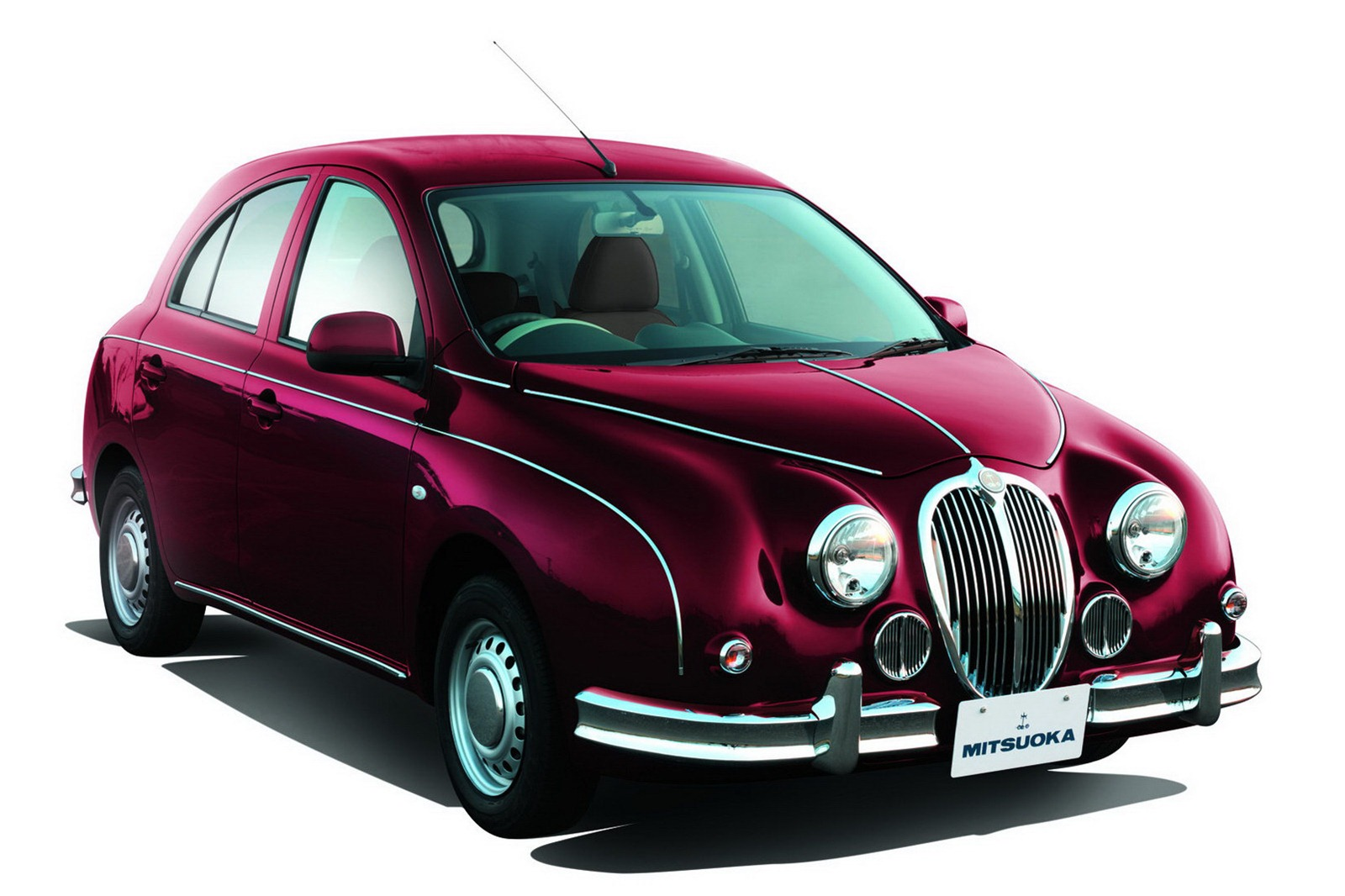 Mitsuoka Launch Micra Based Viewt Autoevolution