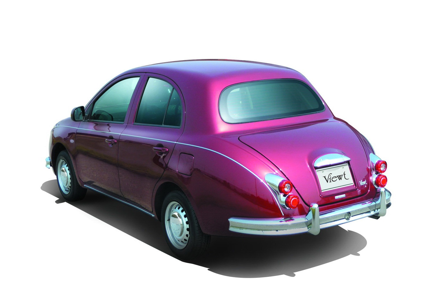 Mitsuoka Launch Micra-Based Viewt - autoevolution