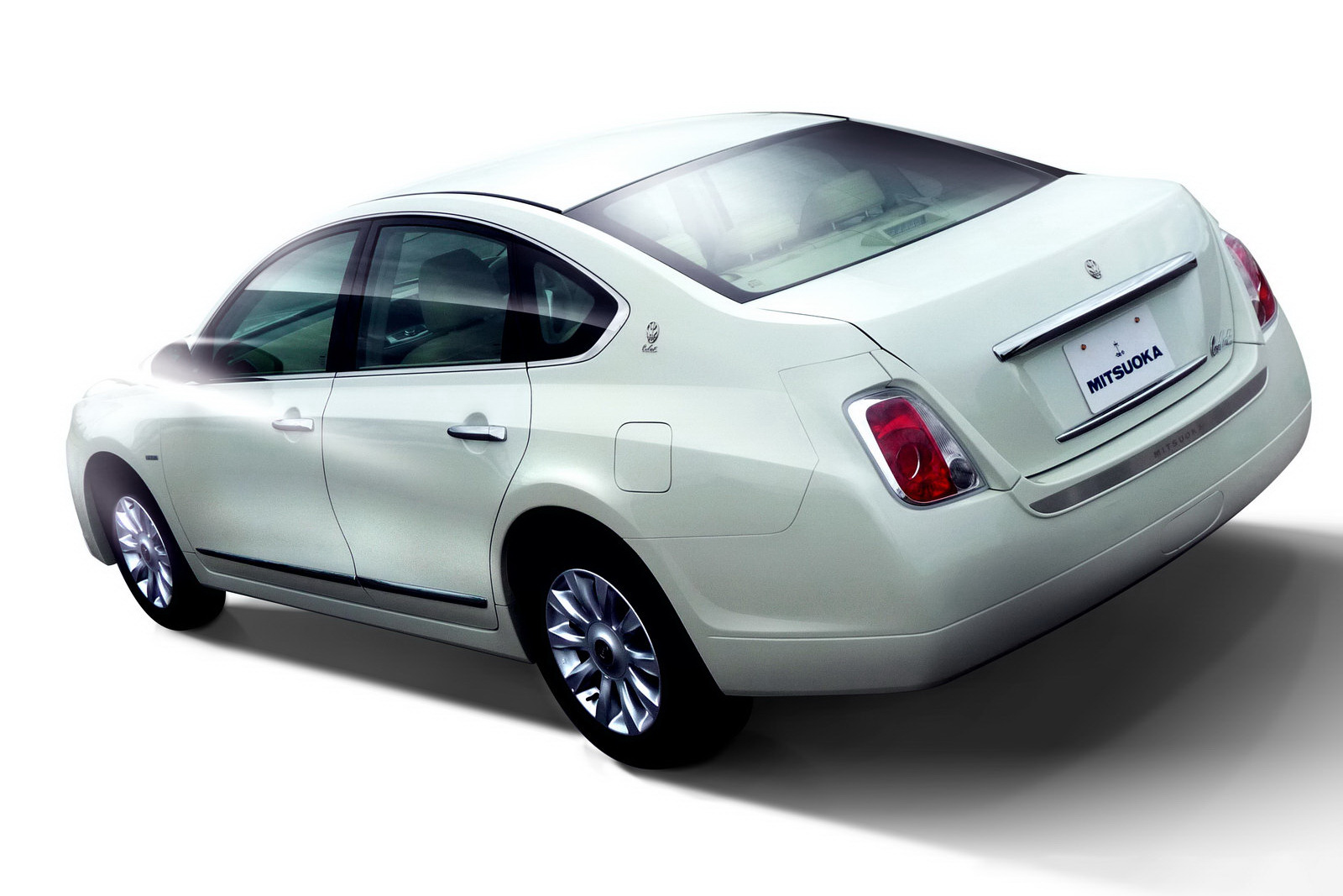 Mitsuoka Launches Galue Limousine In Japan Autoevolution