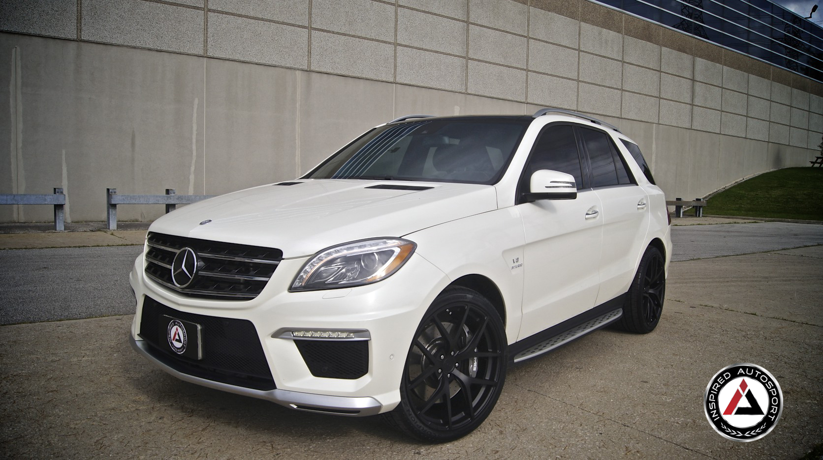 Mercedes Benz Ml 63 Amg By Inspired Autosport