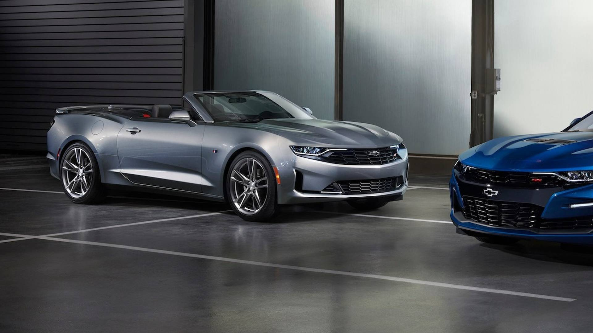 2015 Chevy Camaro Imagined: Is It a Batmobile? - autoevolution