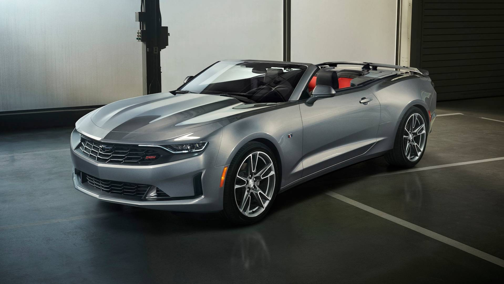 2015 Chevy Camaro Imagined Is It A Batmobile Autoevolution