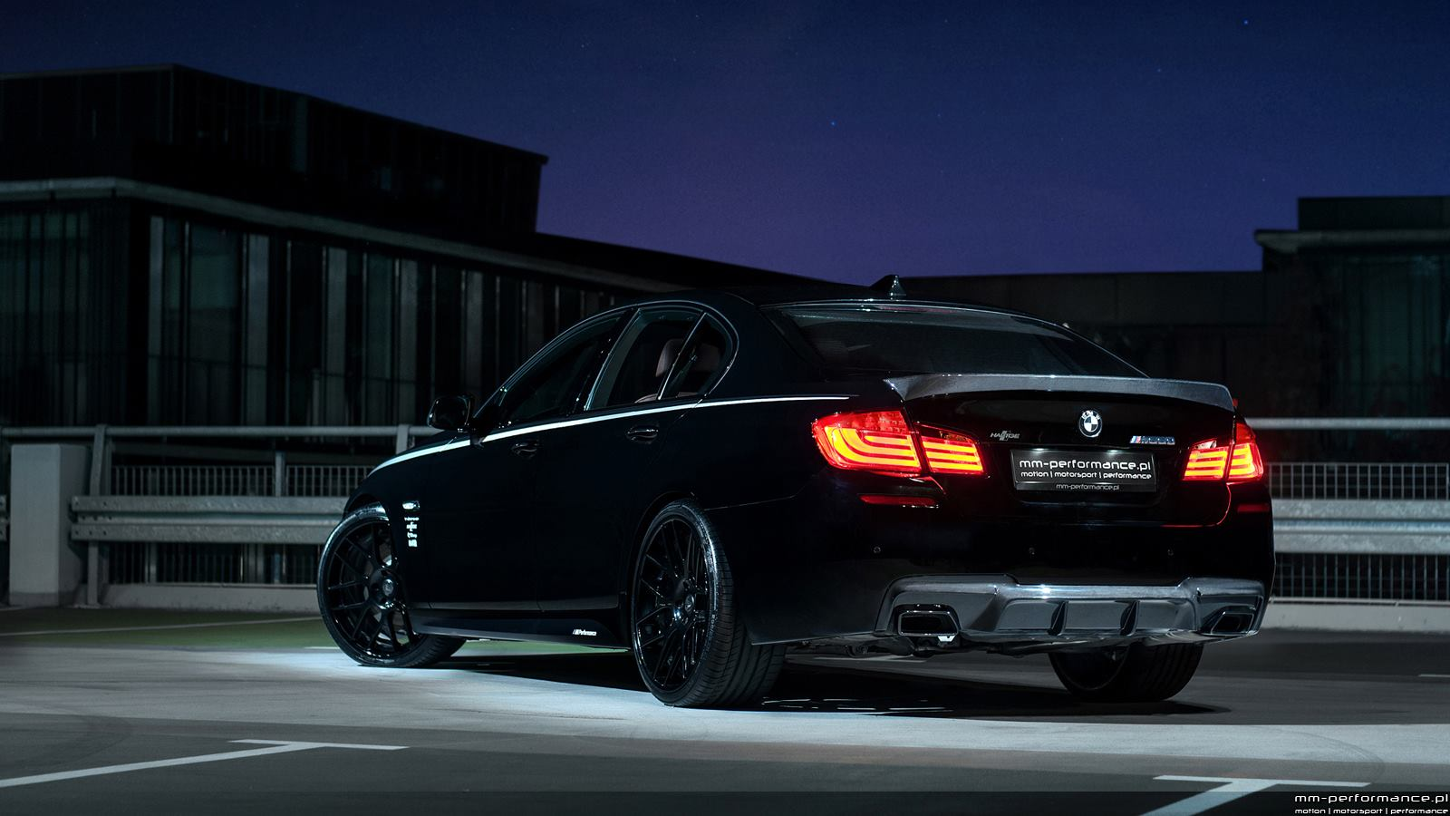 Mm Performance Creates Unique Bmw M550d Autoevolution