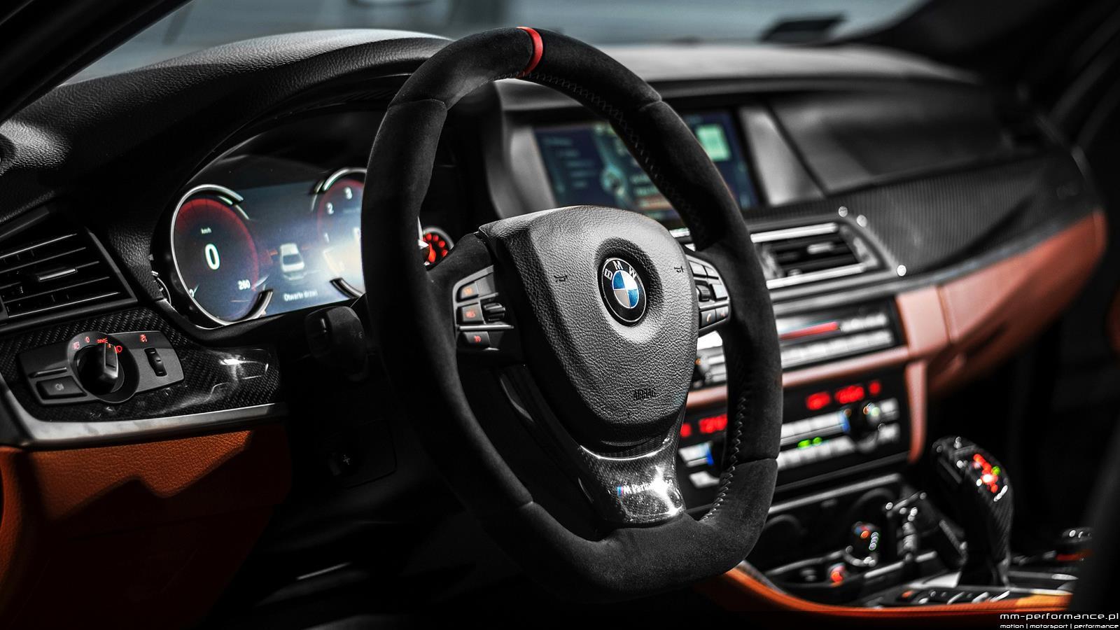 Mm Performance Creates Unique Bmw M550d Autoevolution