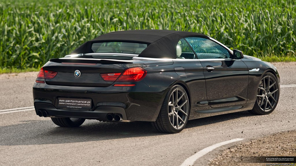 Mm Performance Is Back With Another Bmw Convertible