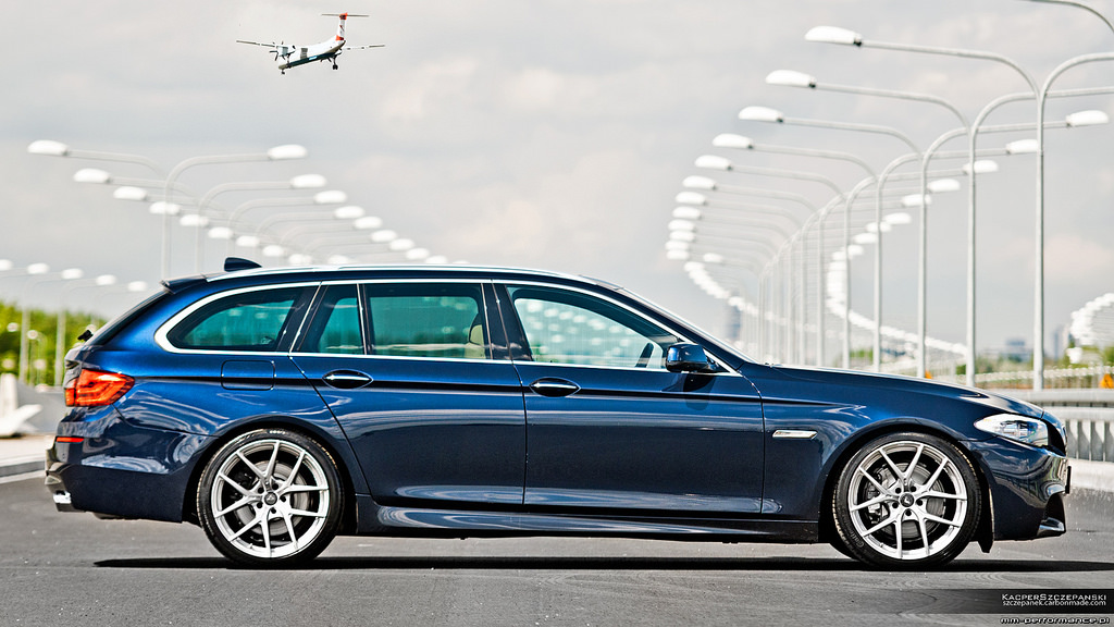 Mm Performance Transforms Bmw F11 535i Touring Autoevolution