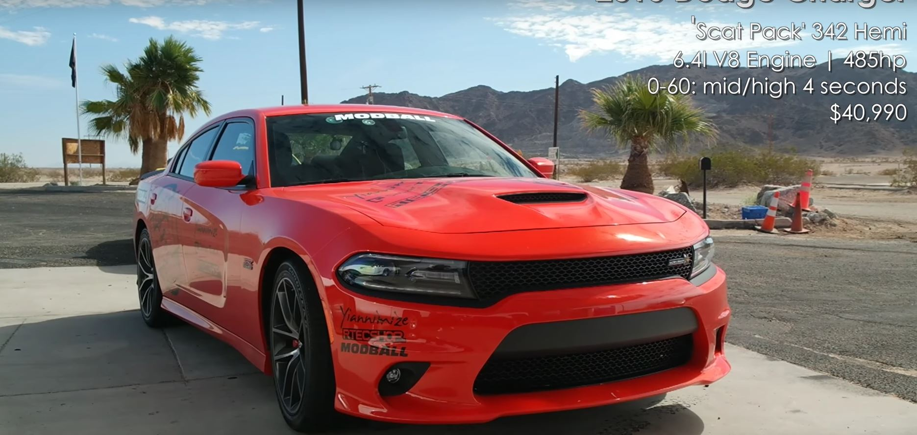 Modball Girls Help Review The Dodge Charger Know Nothing