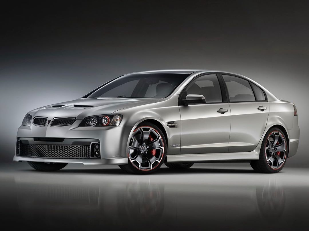 UPDATE: Modernized Pontiac G5 Looks Muscular, Out for Charger