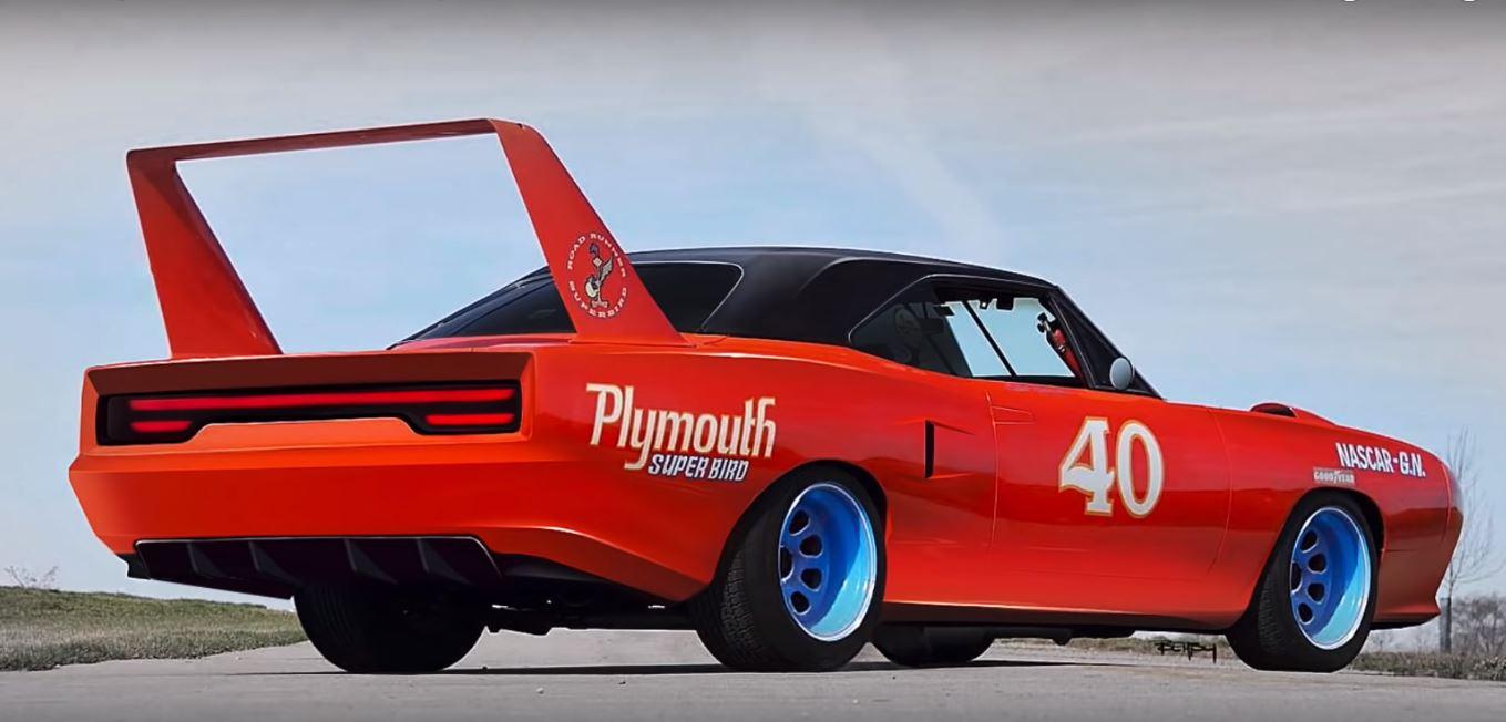 2020 Plymouth Roadrunner Model