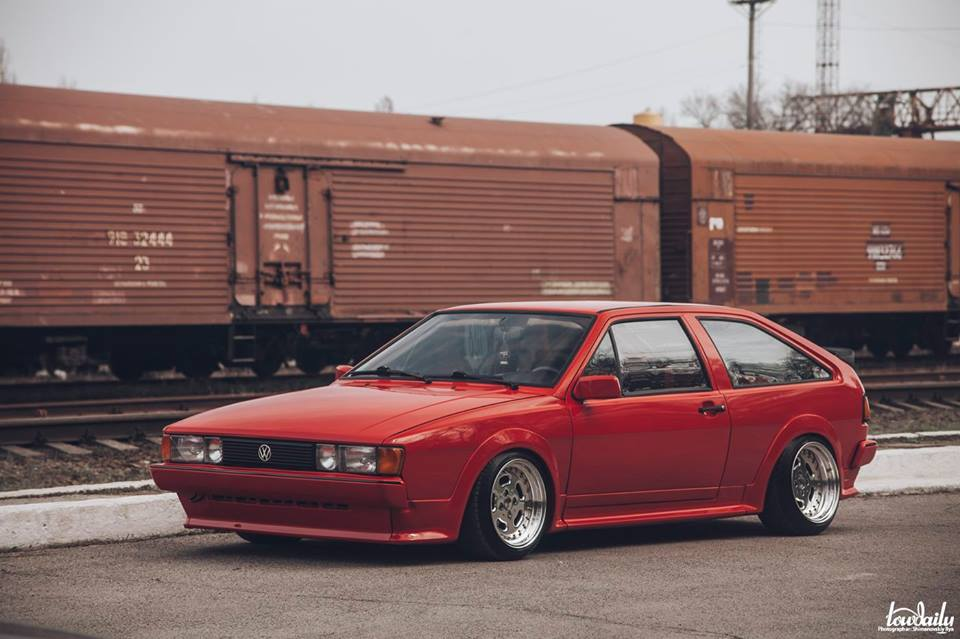 Junk Car Buyer >> Moldavian Man Sells His '85 Volkswagen Scirocco Through ...