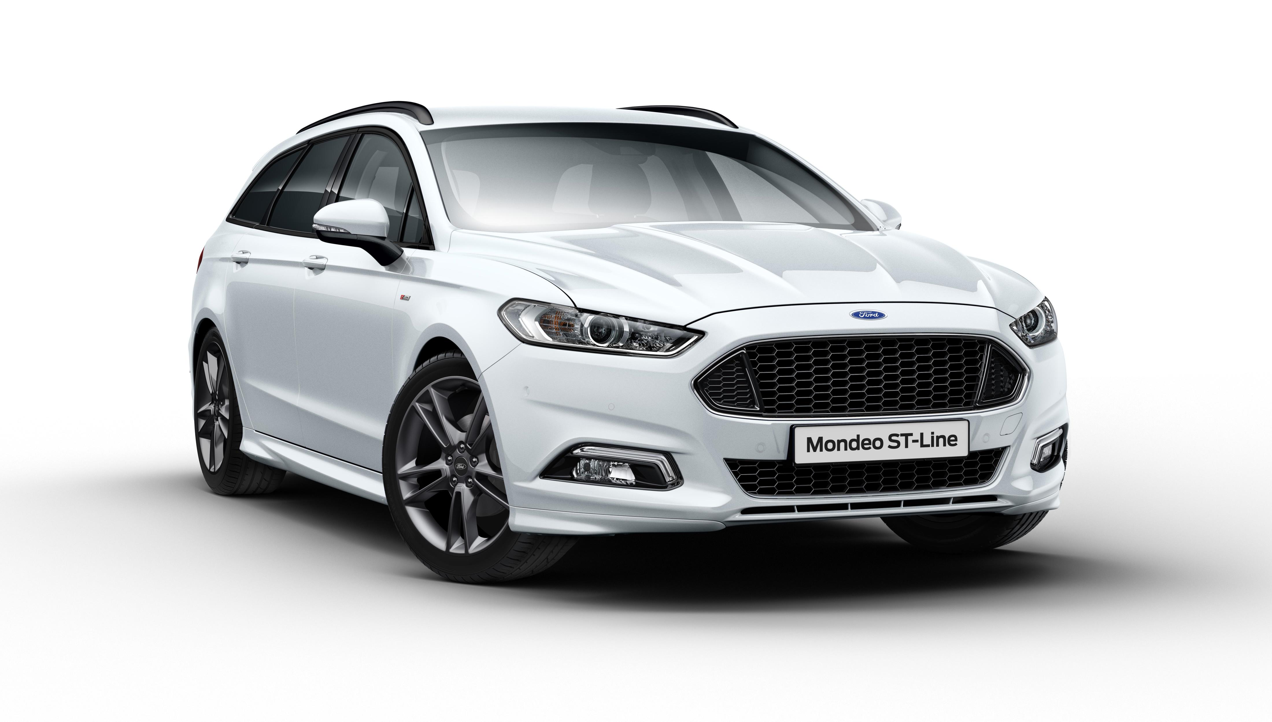 ford mondeo st line debuts at 2016 goodwood festival of speed autoevolution. Black Bedroom Furniture Sets. Home Design Ideas