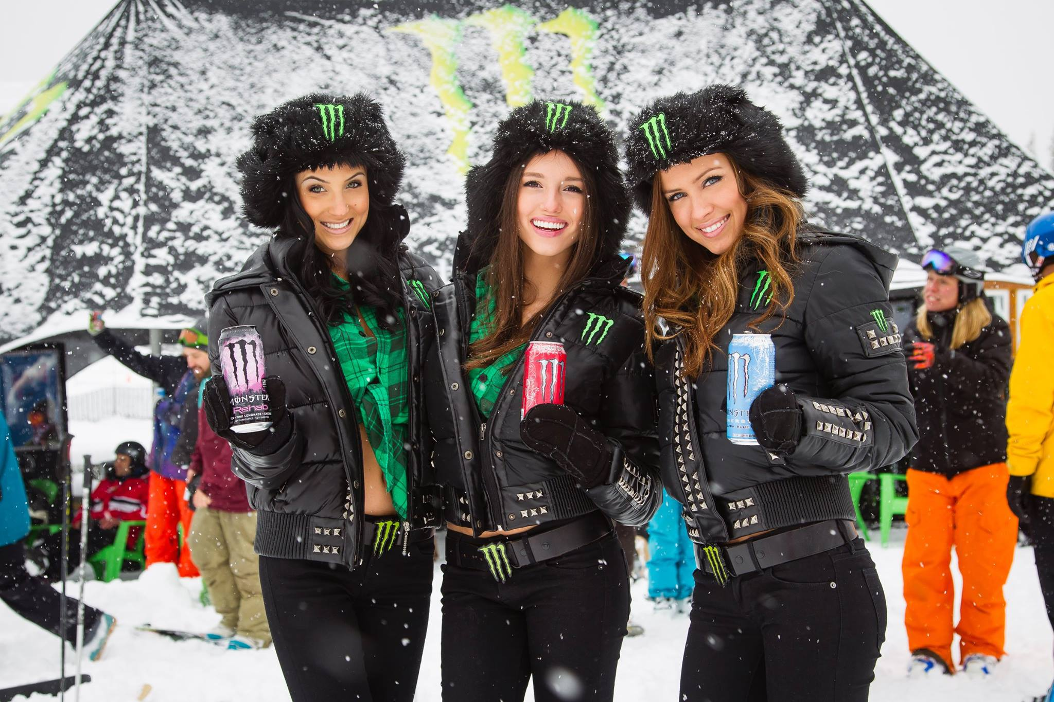 Monster Energy Searching For Its 2015 Hotties Life Isn T