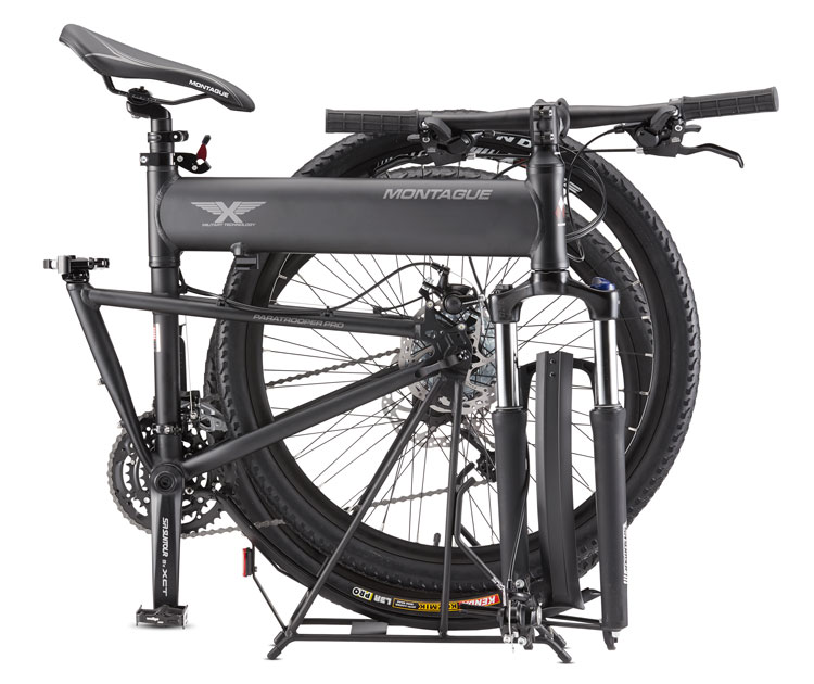 Gallery Montague Urban Folding Bike