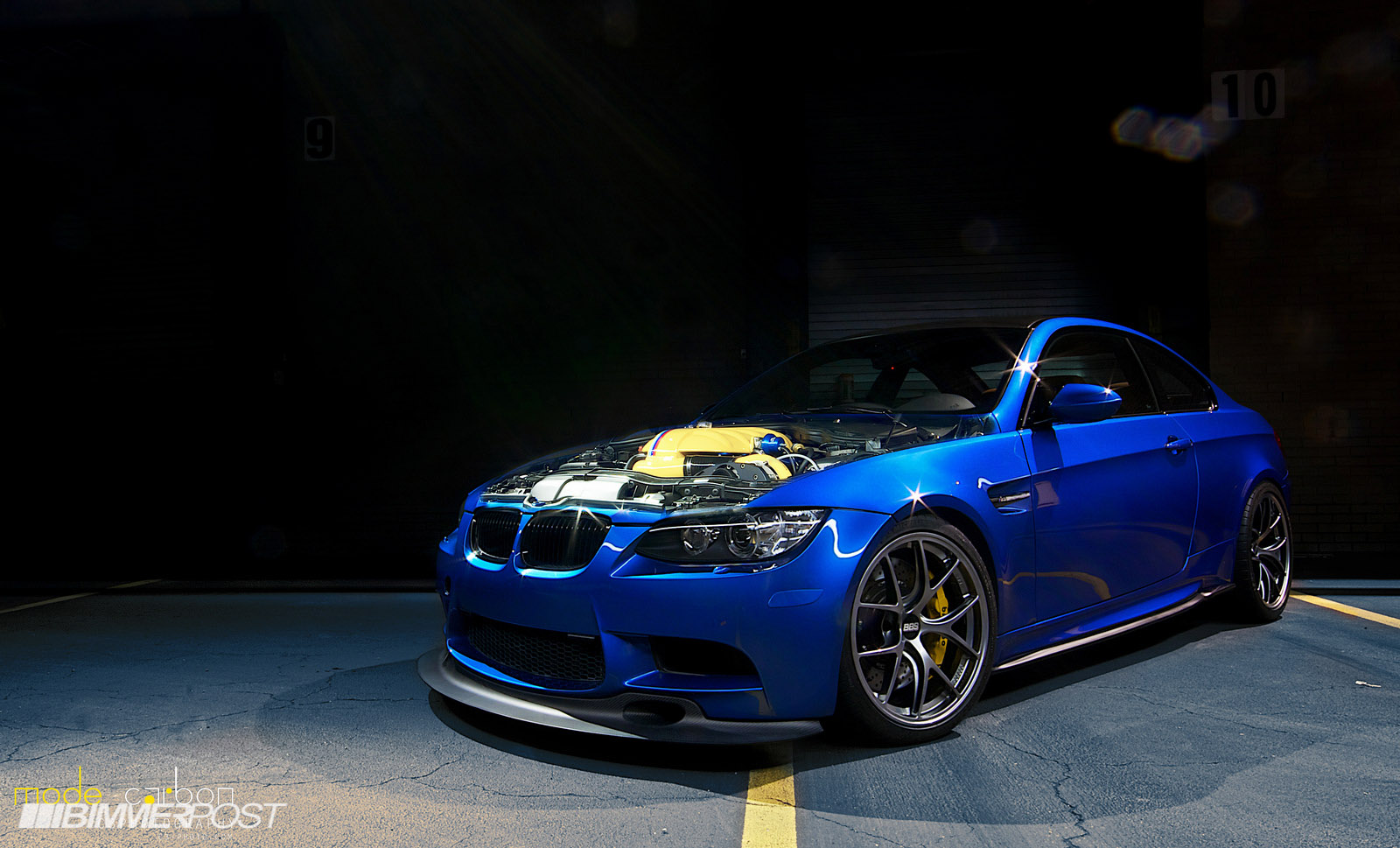 Monte Carlo Blue Takes Over At Mode Carbon Autoevolution