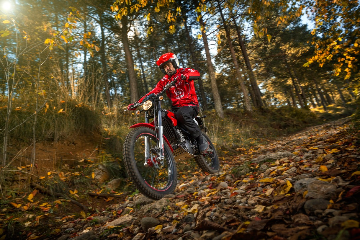 Montesa 4RIDE Is a Fantastic Go-Anywhere Street-Legal ...