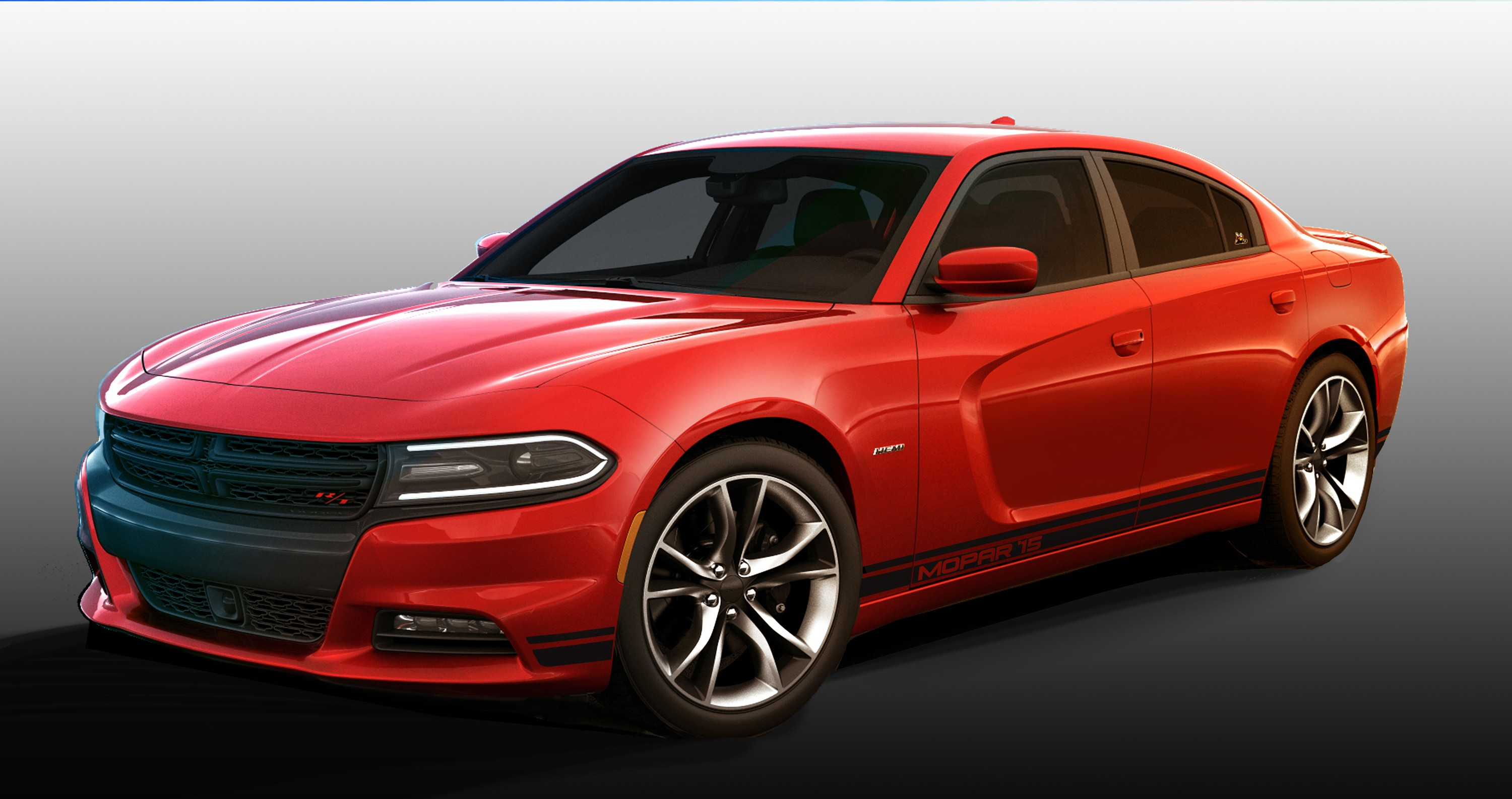 mopar 15 performance kit enhances the 2015 dodge charger r t autoevolution. Black Bedroom Furniture Sets. Home Design Ideas