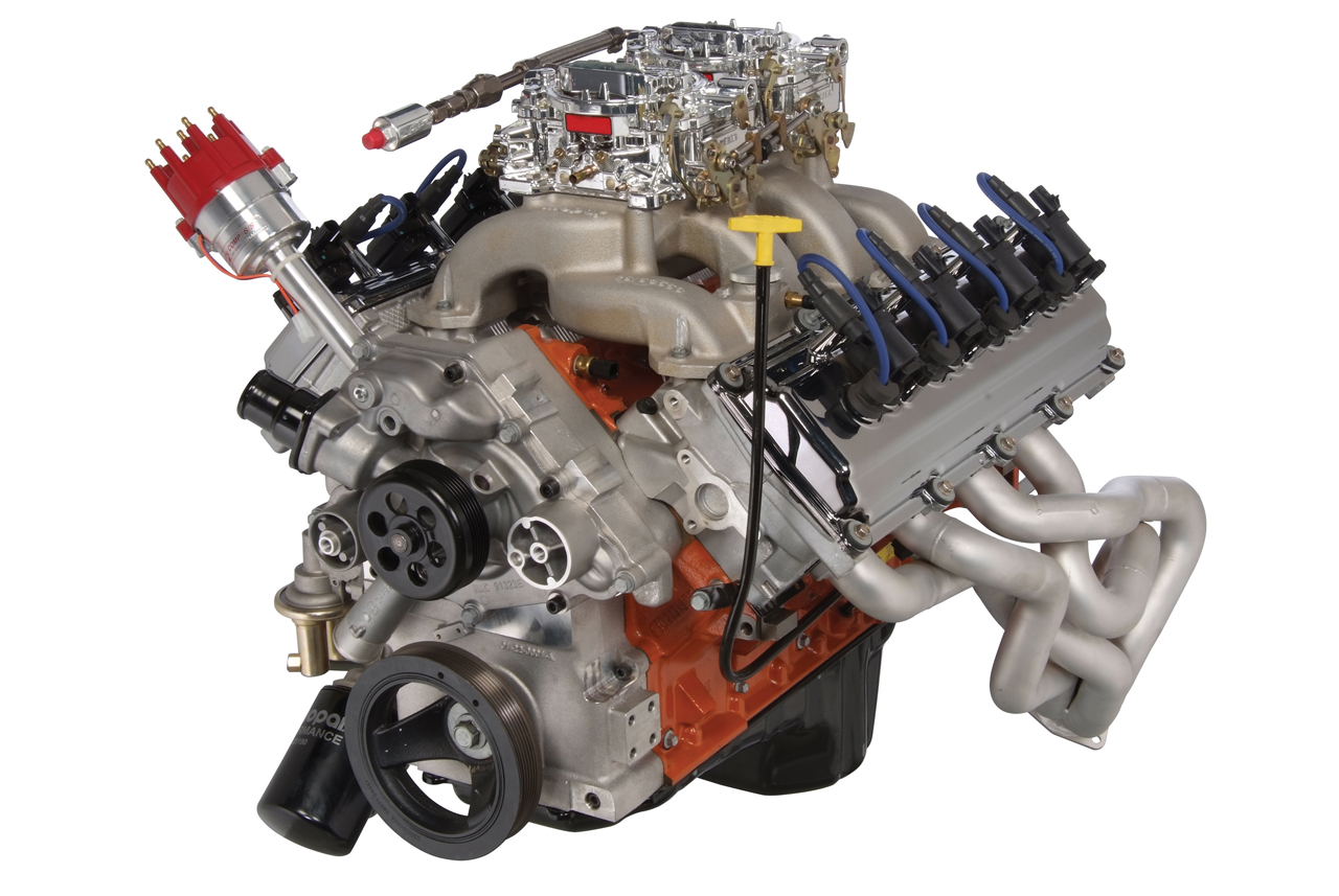 Mopar V10 Crate Engine Launched At 2011 Sema Autoevolution