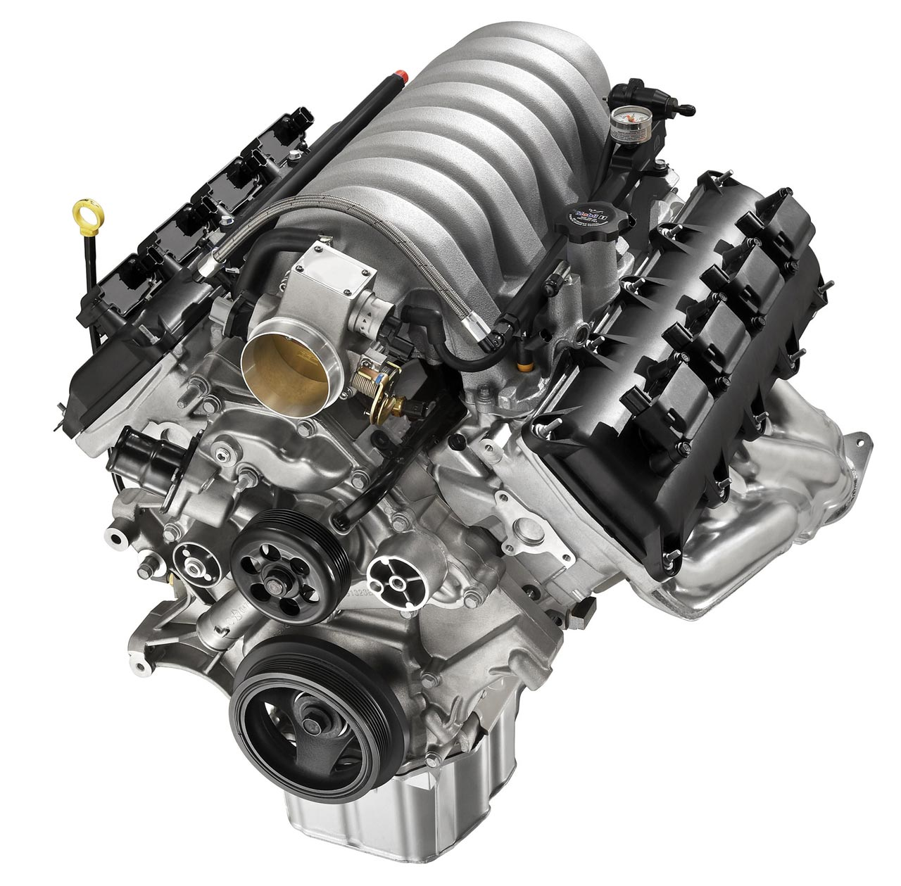 Cold Air Intake For Dodge Ram 1500 5.7 Hemi >> Mopar 426 'Elephant' Hemi V8 Revealed - autoevolution