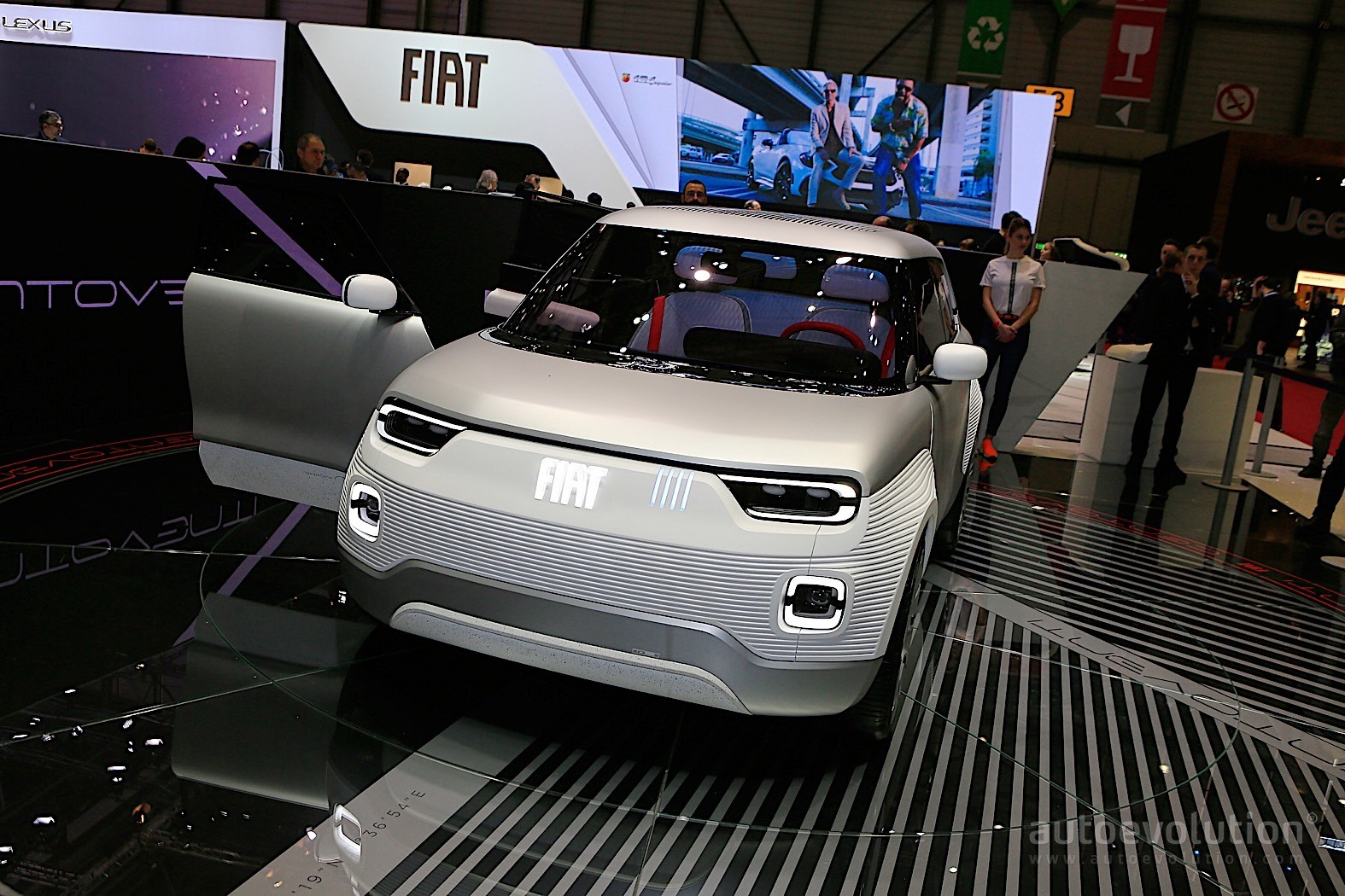 with the centoventi concept now on display at the geneva motor show, fiat  plans to change that  in essence, the company intends to build a car as  simple as