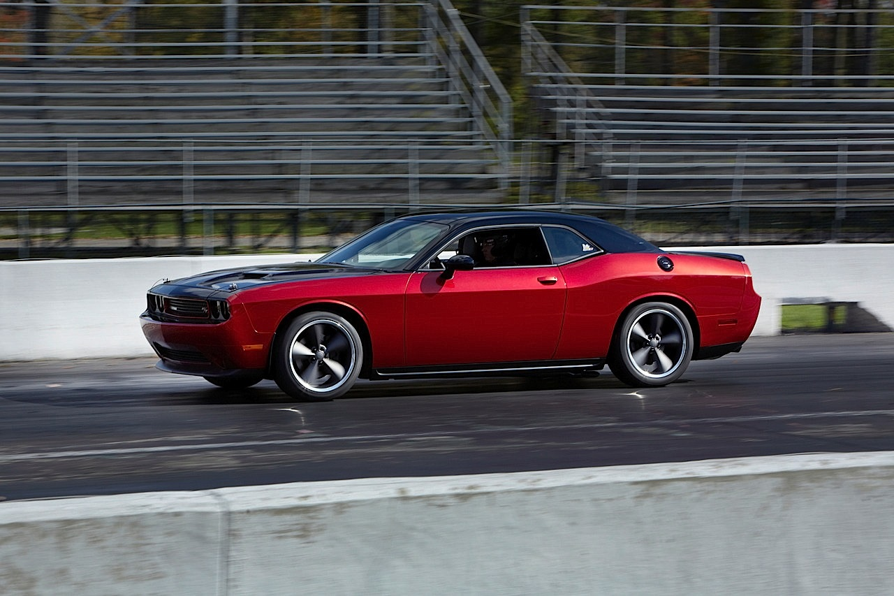 Mopar Introduces 2014 Scat Packages for Dodge Challenger ...