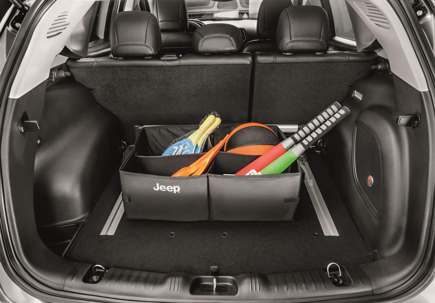 Mopar Introduces 2017 Jeep Compass Accessories, Hood Graphic is Just