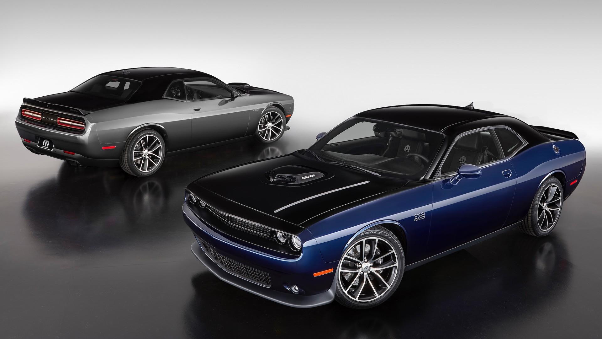 2015 Dodge Barracuda >> 2017 Dodge Challenger Gets Special Edition For Mopar Anniversary - autoevolution