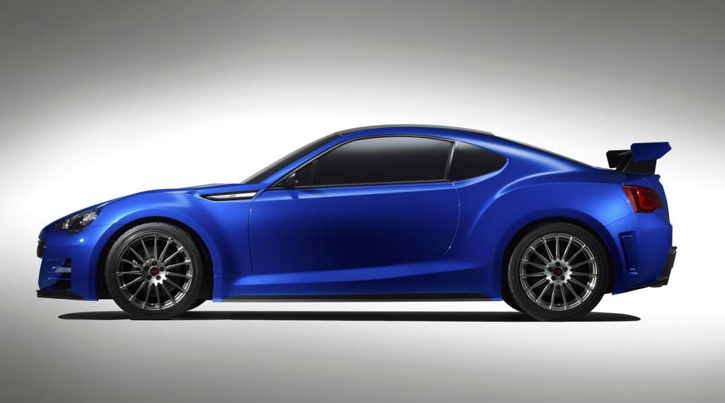 More 2011 Subaru Brz Sti Concept Photos Released Autoevolution