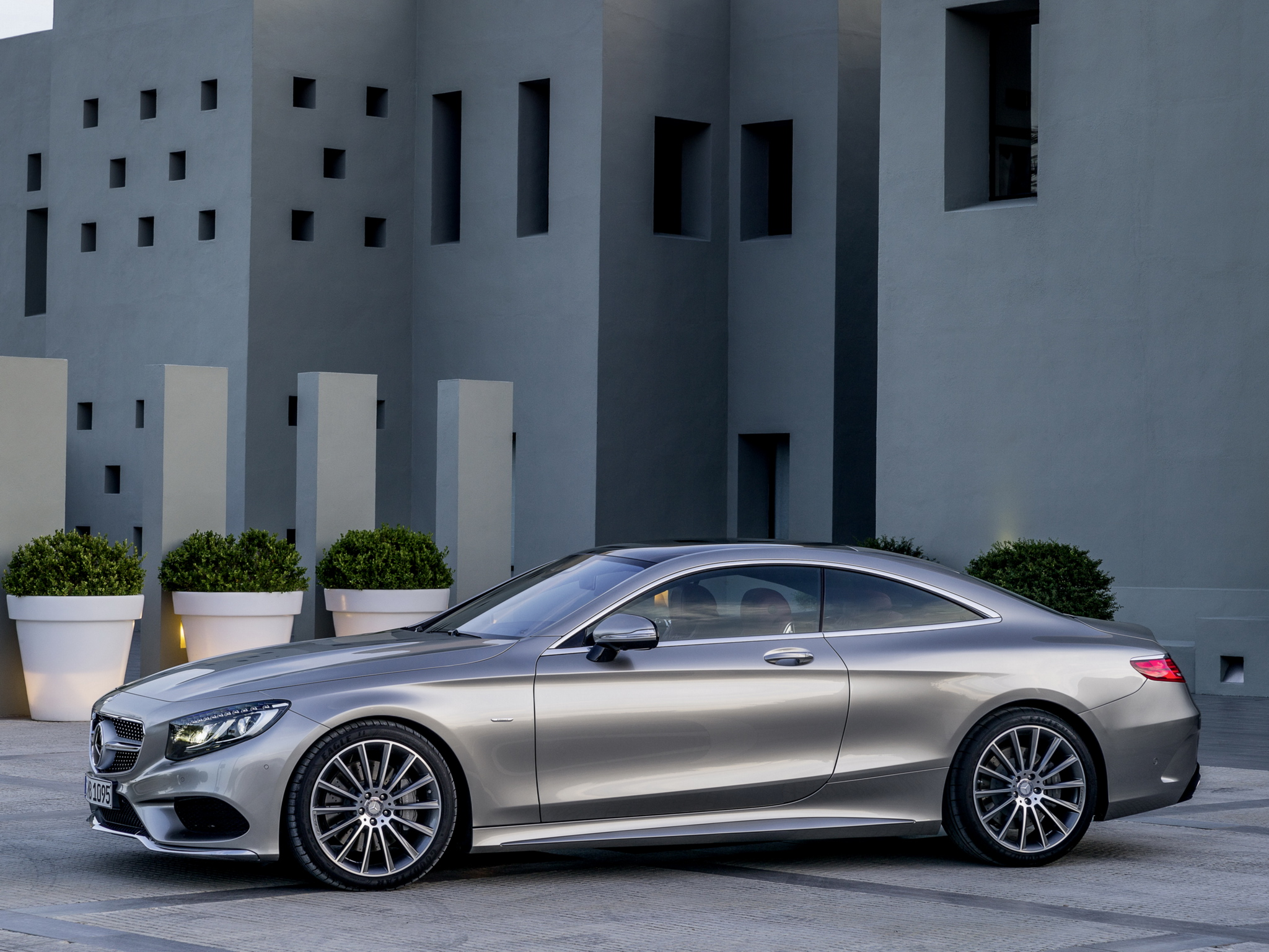 More Mercedes S Class Coupe Photos Leak Including Amg