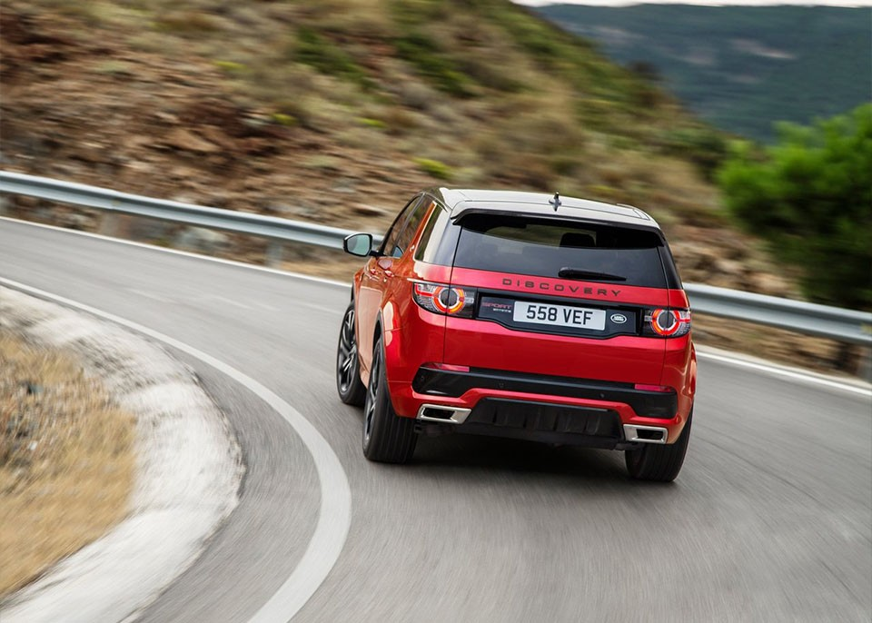 land rover discovery sport 2018. Simple Discovery 2018 Land Rover Discovery Sport Dynamic Throughout Land Rover Discovery Sport