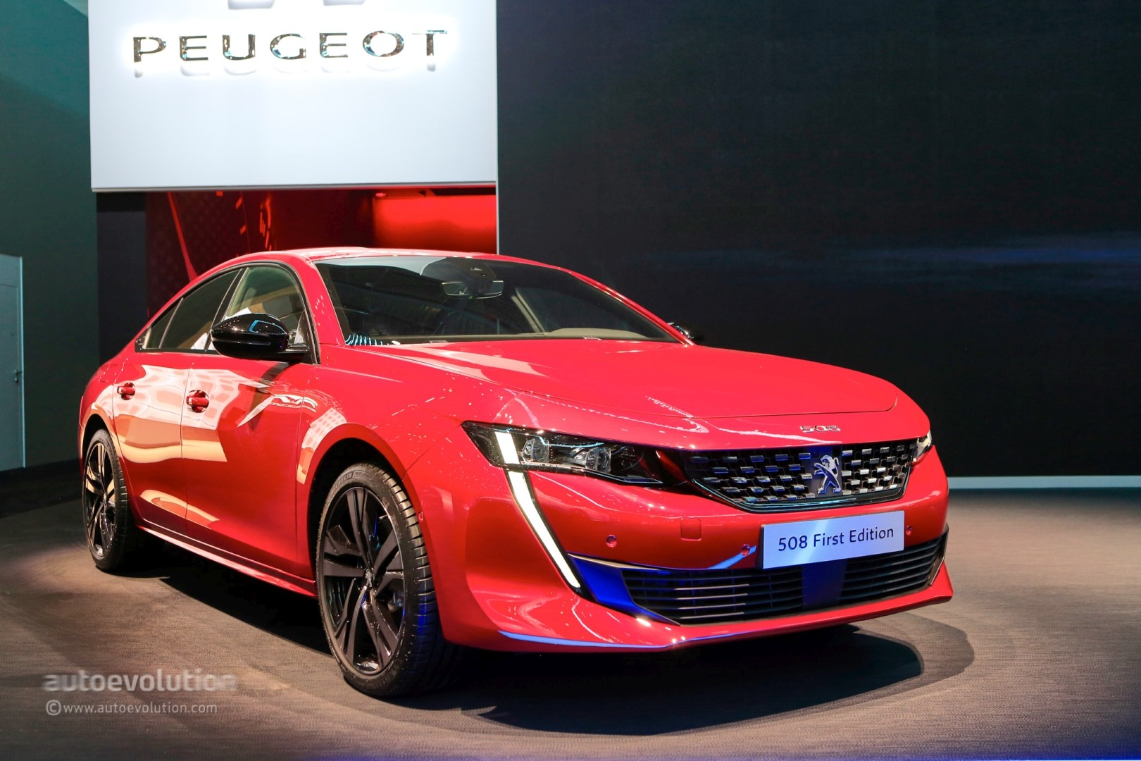 more powerful peugeot 508 gti could have 270 hp from a 1 6 liter turbo autoevolution. Black Bedroom Furniture Sets. Home Design Ideas