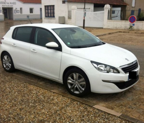 Second Chance Auto Sales >> More Real Life Photos of the 2013 Peugeot 308 - autoevolution