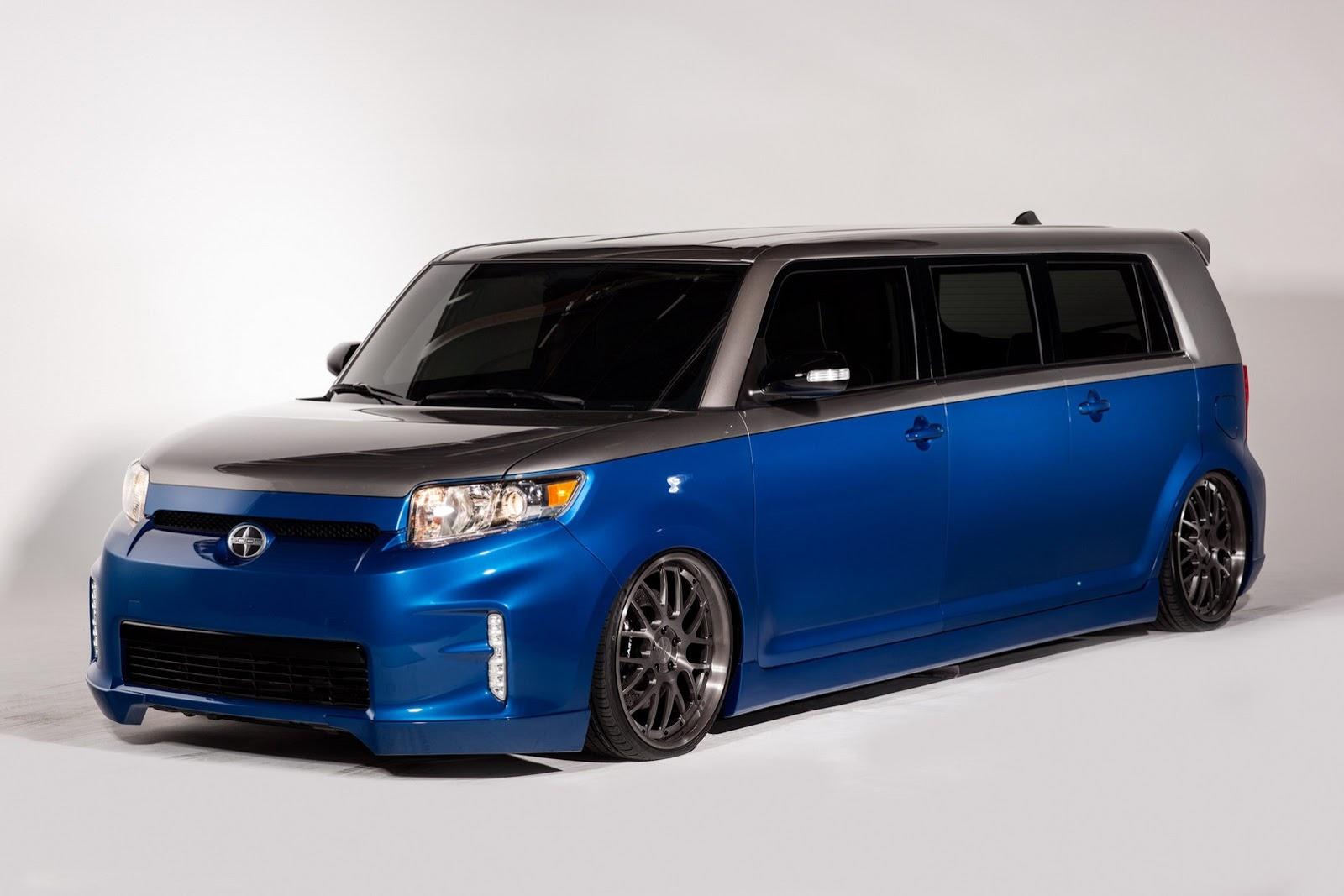 More Special Scion Cars Going To 2013 Sema Autoevolution