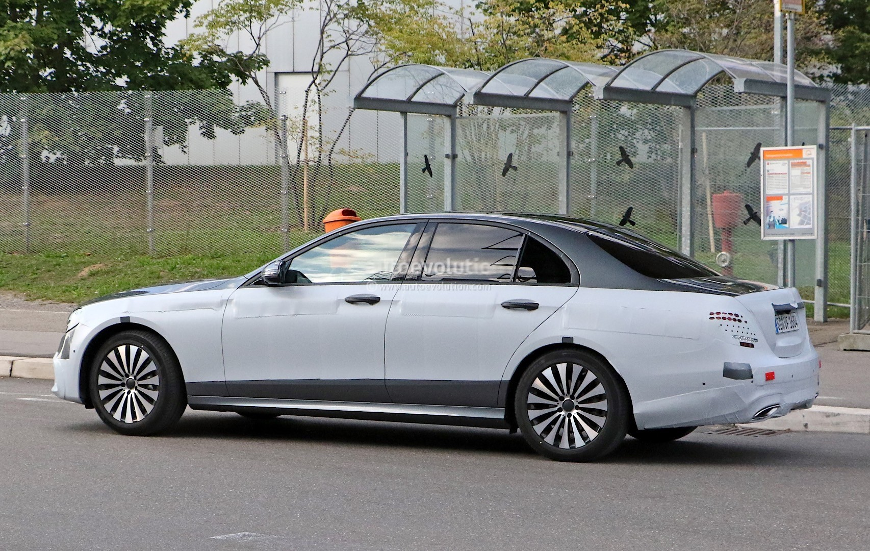 More spyshots of the 2017 mercedes benz e class confirm it for What are the different classes of mercedes benz cars
