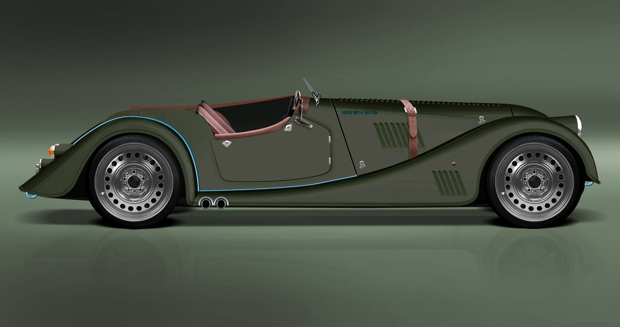 Morgan Introduces The Limited Edition Plus 8 Speedster