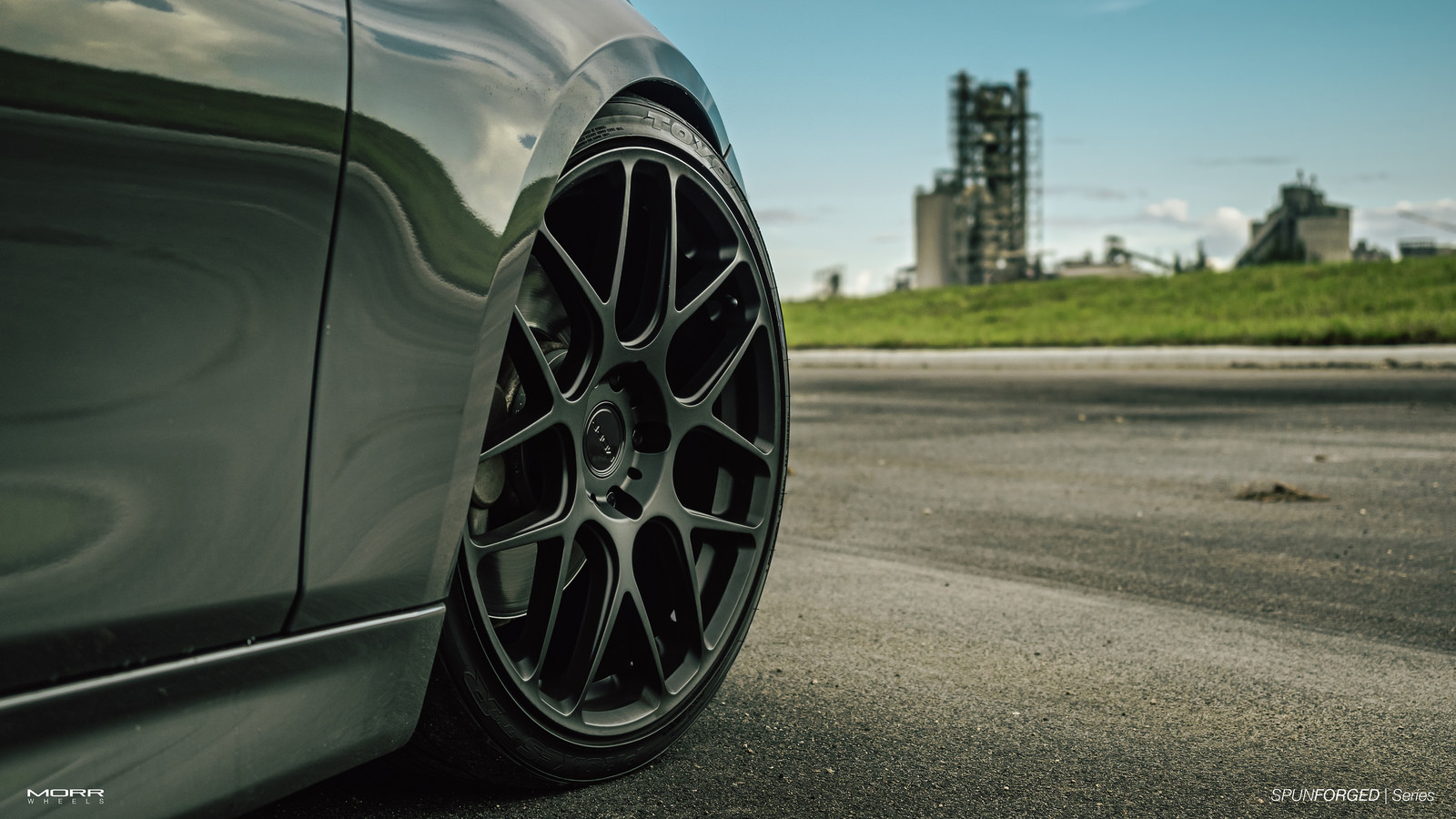 Morr Wheels Launches Spunforged Series For Bmw S Range Autoevolution