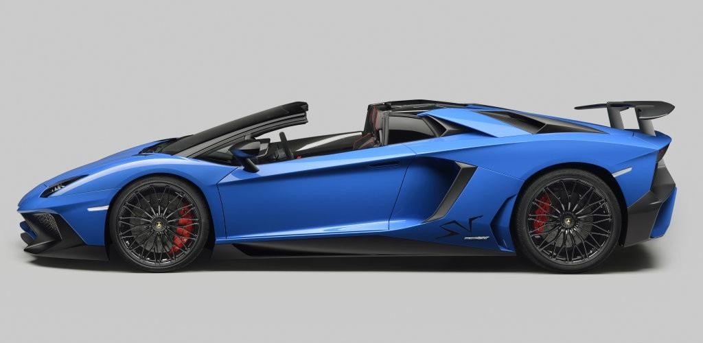 2016 Lamborghini Aventador LP 750 4 SV Roadster ...