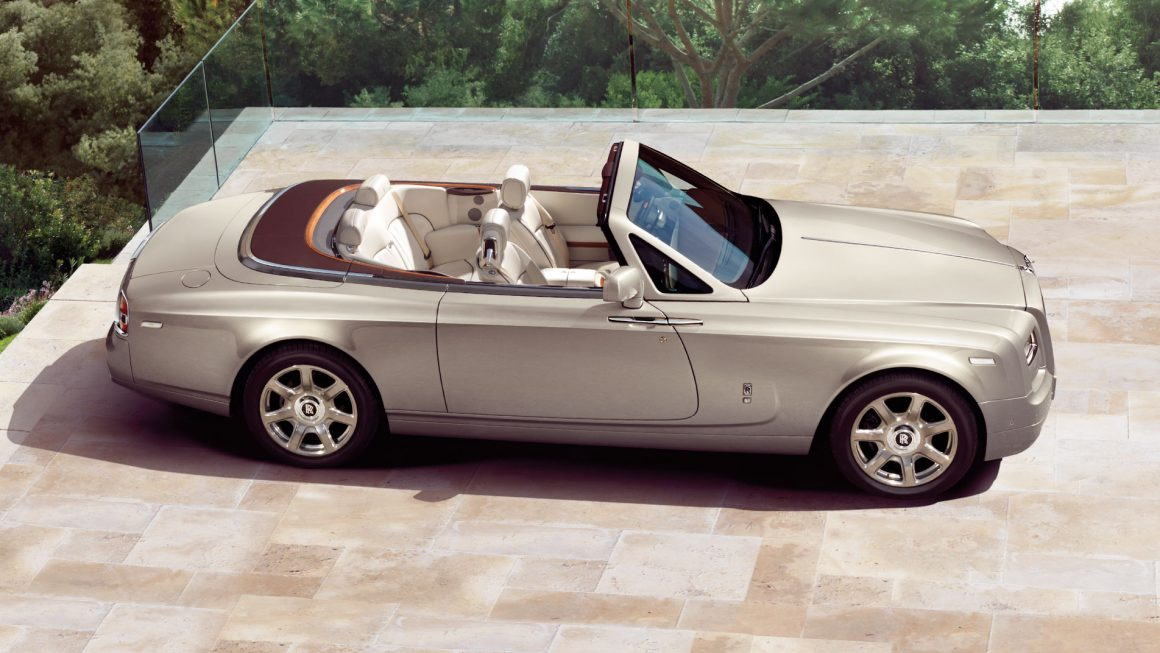 Most Expensive Convertibles You Can Buy In The United