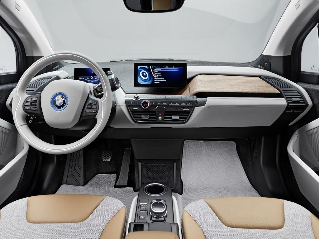 ... BMW I3 REx ...