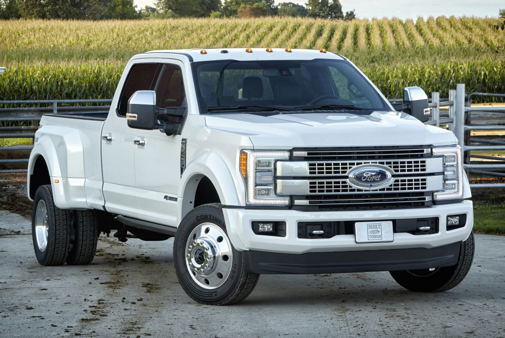 2017 Ford F 450