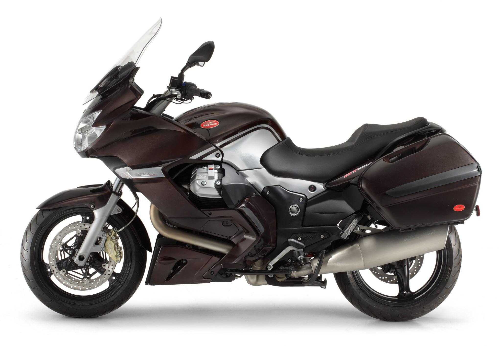 Moto Guzzi Norge And V7 Get New Colors Autoevolution