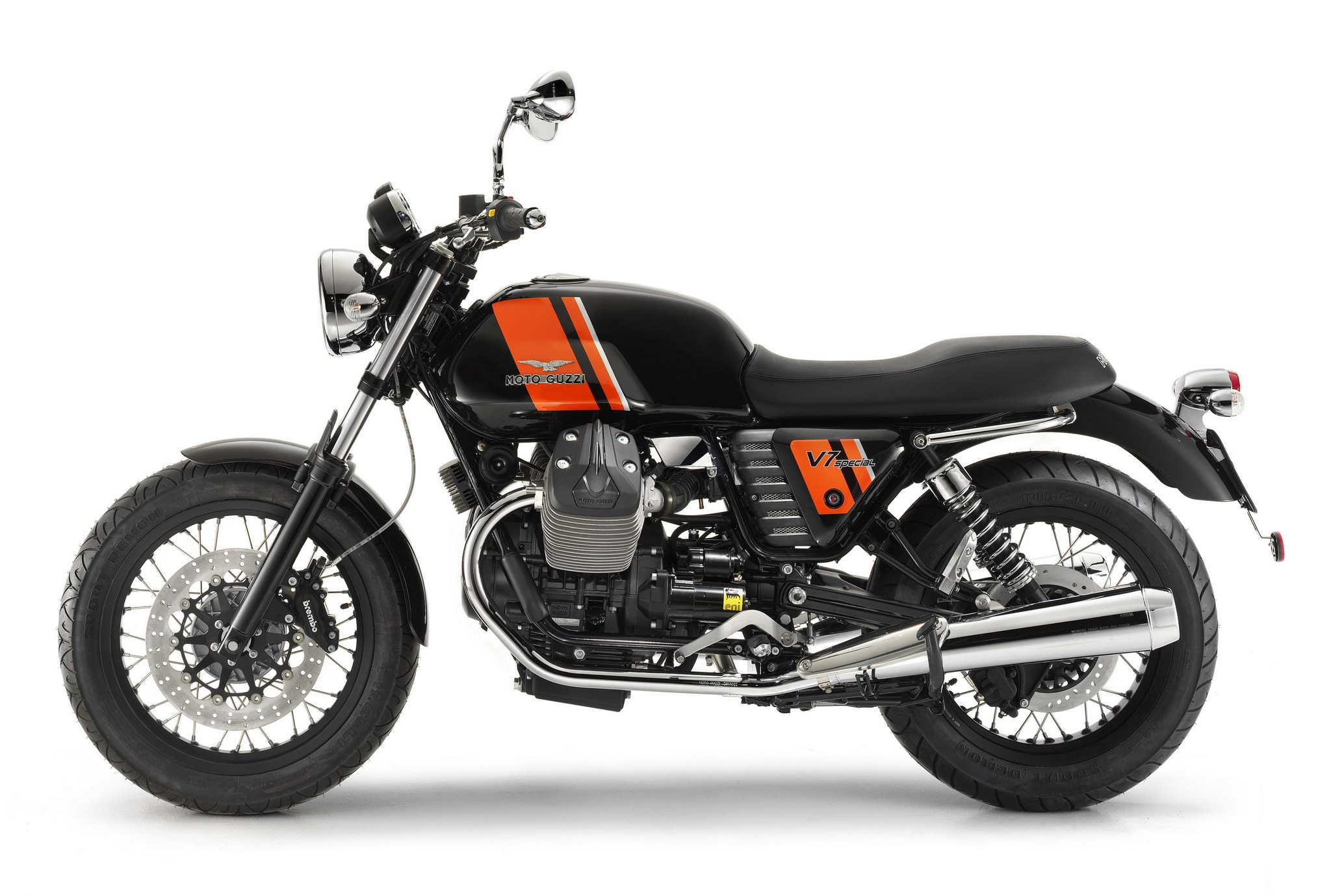 moto guzzi norge and v7 get new colors autoevolution. Black Bedroom Furniture Sets. Home Design Ideas