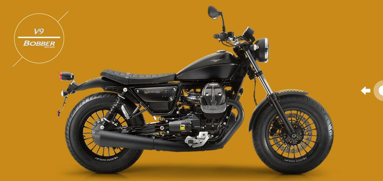Moto Guzzi V9 Bobber and V9 Roamer Prices Announced ...