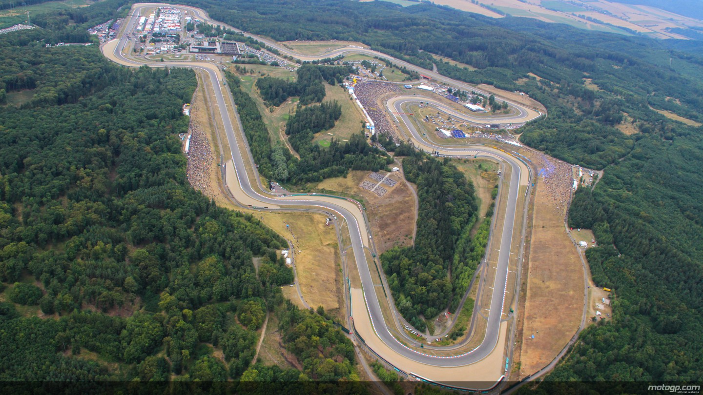 Motogp Official Test At Brno Over Circuit Confirmed For