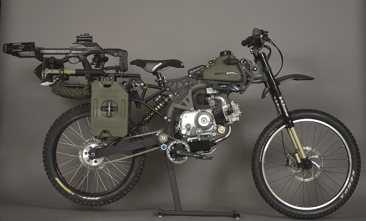 Keren Sepeda Gunung Ini Bisa Berubah Jadi Motorcross Halaman 2